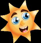 Солнце рисунок для детей