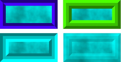 Эффект Wet Floor Effect в Paint.NET