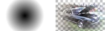 Инструмент градиент в Paint.NET