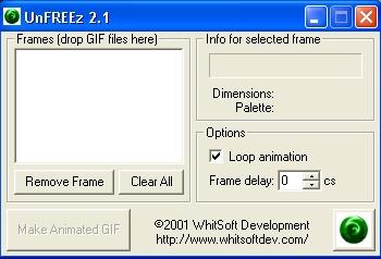 Как сделать анимированный GIF
