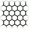 Эффект шестиугольная сетка