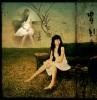 Китайское, старинное фото (стилизация фотографии) в paint.net