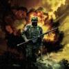Коллаж на военную тематику в paint.net