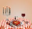 Коллаж: нестандартные спагетти