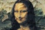 Старая потрескавшаяся картина или фотография в paint.net