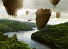 Как нарисовать летающие острова из кинофильма Аватар в paint.net