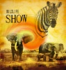 Африканский постер