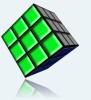 Как нарисовать кубик Рубика в рaint.net