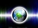 Обои планета Земля в рaint.net