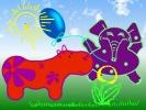 Урок рaint.net для детей Как рисовать разных животных