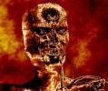 Огненный человек в рaint.net