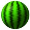 Как нарисовать арбуз в рaint.net