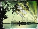 Старый постер Тайланд в paint.net