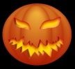 Как нарисовать тыкву для Halloween в paint.net