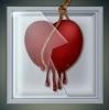 Как нарисовать кровавое сердце