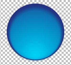 картинка синий круг на белом фоне