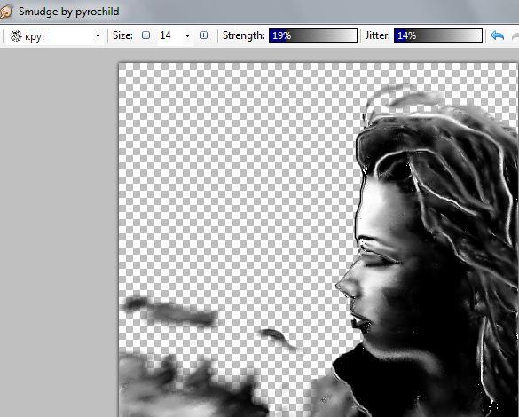 Как сделать чёрно белое изображение в paint