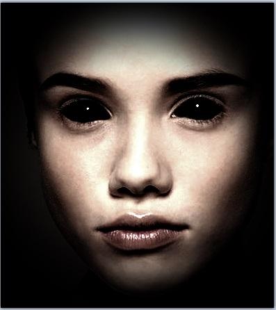 Как сделать глаза демона фотошопе онлайн фото 169