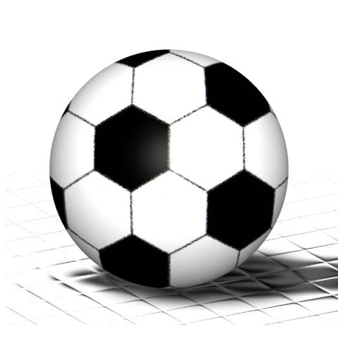 paint.net - Как нарисовать мяч